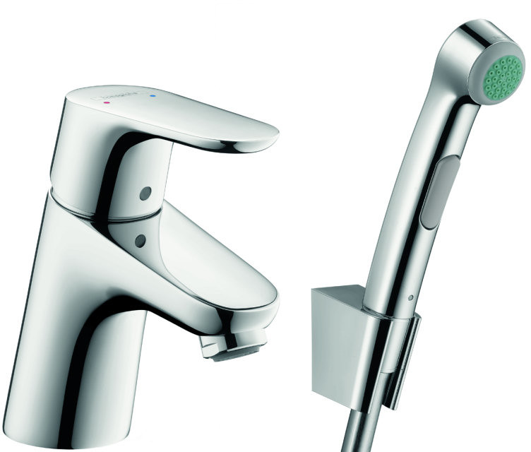 Hansgrohe Focus E2 Bidet Set 31926 - NordicHomeWare.com