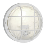 Eglo 88807 Wall Light Anola Round White IP44