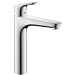 Hansgrohe FocusSingle lever basin mixer 190 without waste set 31518000