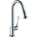 Hansgrohe Axor Citterio Single lever kitchen mixer with pull-out spray 39835000