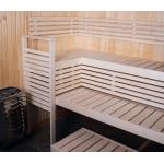 Harvia Formula Sauna bench kit + FormulaPlus package Aspen 1900mm