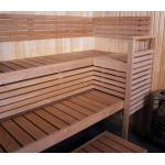 Harvia Formula Sauna bench kit + FormulaPlus package Alder 1900mm