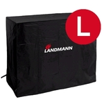Landmann Large Barbecue Cover 165cm Grey 14326